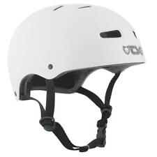 TSG Skate/BMX Helmet Injected White