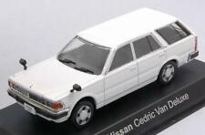 Nissan Cedric Van Deluxe 1995 White 1:43 NOREV 420175