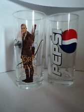 Glas / verre: Lord of the Rings - Pepsi: Legolas