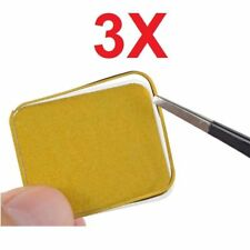 3X LCD Screen Sticker Adhesive Tape Glue Replacement For Apple Watch Series 1