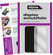 2x Schutzfolie für Apple iPhone 13 Pro klar Displayschutzfolie Folie Display