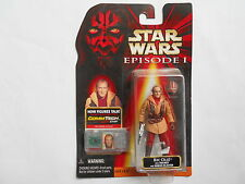 "STAR WARS HASBRO FIGURINE "" RIC OLIE ""  EPISODE 1   MINT IN BOX"