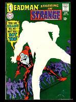 Strange Adventures #211 FN 6.0 Tongie Farm Collection Deadman!
