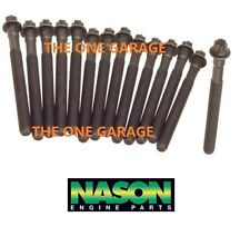 NASON HOLDEN VL COMMODORE CALAIS SKYLINE R31 RB30 HEAD BOLTS KIT TURBO