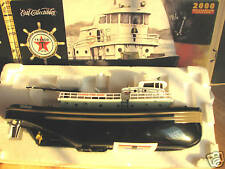 "2000 ERTL (TEXACO) ""FIRE CHIEF"" TUGBOAT BANK. MIB"