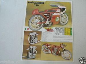 PROTAR MOTO MORINI 250 PROVINI AND BENELLI 250 CC PROVINI  MOTORCYCLE