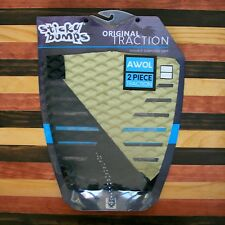 Sticky Bumps Awol Surf Traction Black/Tan