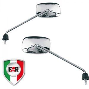 Coppia specchietti retrovisori Piaggio Beverly 125 250 RST 2004 2005 2006 2007