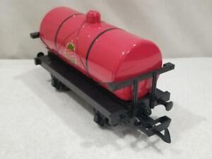 Bachmann G Scale Thomas & Friends Raspberry Syrup Tanker Train Car