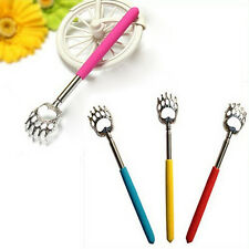 Back Scratcher Telescopic Bear Claw Extendable Portable Scratch Itchy Massage