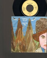 """TALKING HEADS And She Was SINGLE 7"""" Perfect World DAVID BYRNE"""