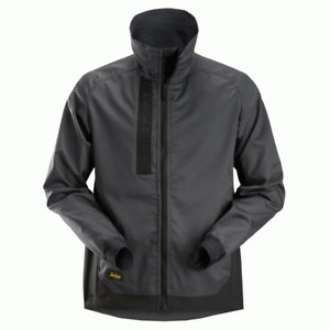 Snickers 1549 AllroundWork, Unlined Stretch Jacket - Steel Grey