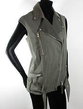AllSaints Women's Biker Hip Length Casual Coats & Jackets