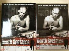 Kevin Bacon DEATH SENTENCE ~ 2007 Vigilante Thriller DTS R3 DVD largeur/ Housse