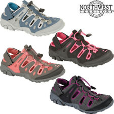 Ladies Summer Adventure Closed Toe Sandals Walking Hiking Sports Holiday Shoes