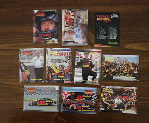 1994 Maxx Havoline Texaco Ernie Irvan - Nascar Promo Set of 50 Cards