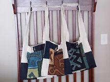 Fair Trade Handmade Women's Cotton Sling Bag/Purse (handbag)