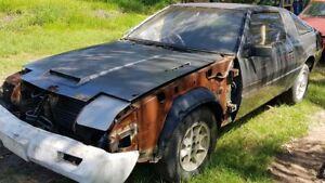 Wrecking 1985 Mitsubishi Starion JB Turbo Hatch Back