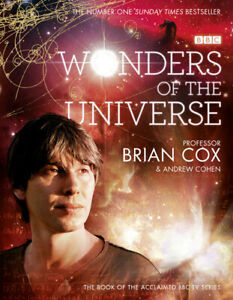 Wonders of the universe by Professor Brian Cox (Hardback) FREE Shipping, Save £s