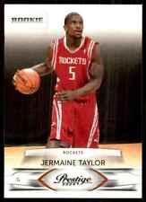2009-10 Prestige Jermaine Taylor RC Rookie #232