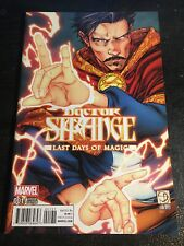 """Doctor Strange:Last Days Of Magic#1 Incredible Condition 9.4(2016)""""Variant"""""""