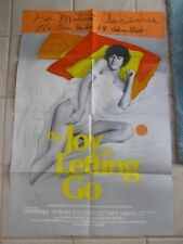 Vintage Adult sexploitation Movie Poster 1 Sheet 1960's The Joy of Letting Go