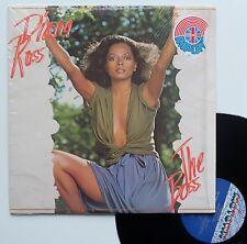 """LP Diana Ross """"The boss"""" - (CN/EX)"""