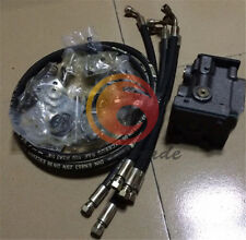 NEW HYDRAULIC PUMP CONVERSION KIT FOR HITACHI EXCAVATOR EX200-2 EX200-3