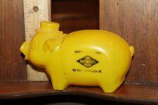 The Morris Plan Bank Indianapolis 110 East Washington Street Plastic Piggy Bank