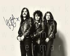 Motorhead Lemmy Kilmister signed 8x10 photo picture poster autograph RP