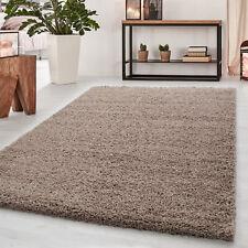 Teppich Hochflor Teppich Dream Shaggy Teppich einfarbig wohnzimmer Teppich