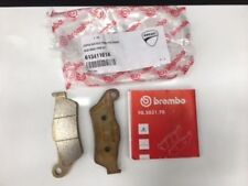 OEM Ducati Brembo HH Sintered Caliper Rear Brake Pad 61341161A