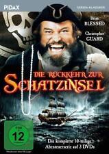 Die Rückkehr zur Schatzinsel * DVD komplette 10-teilige Abenteuerserie Pidax Neu