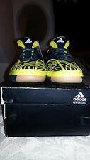 Adidas freefootball SpeedTrick Indoor sz 10 Black And Yellow Steelers soccer