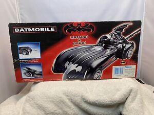 Batman & Robin Batmobile w/Ice Shatter Missile & Vine Attack Blades Complete