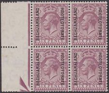 Bechuanaland Block Stamps