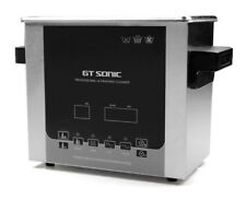 GT SONIC D-series Digital Ultrasonic Cleaners with Degas and Double Powers 110V