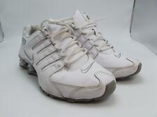 Nike White NZ SHOX shoes - ladies size 8