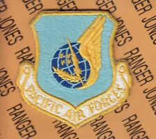 """USAF Air Force Pacific Air Forces PAF shield 3.25"""" patch"""