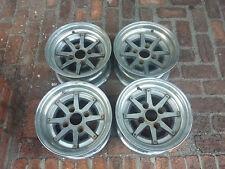 "JDM Enkei Mosport 13"" rims wheels ae86 ta22 datsun long champ ke70 ssr watanabe"