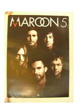 Maroon 5 Five Poster Band Shot