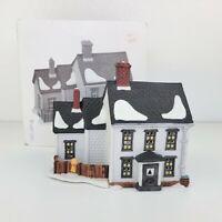 Dept. Department 56 - New England Series Jannes Mullet Amish Farmhouse