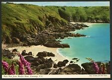 Posted 1983. View of Petit Port from Moulin Huet, Guernsey