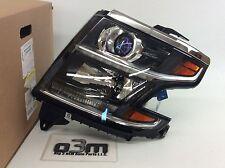 2015-2016 Chevrolet Tahoe Suburban Left Driver Front Headlamp new OEM 23490005