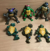 Vintage TMNT Bundle X6 Plus Vintage Playmates Plus Rare Knockoffs Ninja Turtles