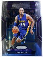 2018-19 Panini Prizm Dominance Kobe Bryant #6, Los Angeles Lakers, Black Mamba