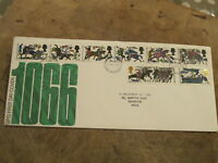 1966 GB First Day Cover / FDC - Battle of Hastings - Kingston on Thames frank