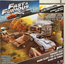 Fast and Furious Street Scenes Runaway Heist Chevrolet Corvette