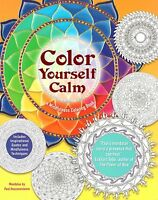 Color Yourself Calm : A Mindfulness Coloring Book by Tiddy Rowan (2015)