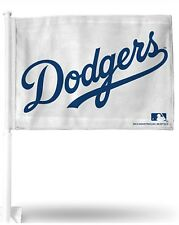 451da337c45 Los Angeles Dodgers White MLB Flags for sale